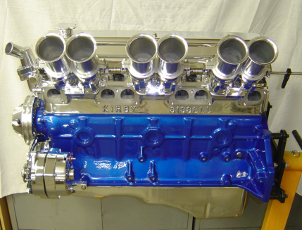 on Ford 300 Inline 6